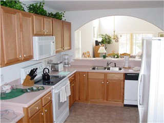 Full Kitchen with Upgraded Appliances